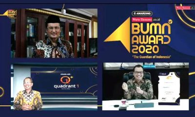 Best BUMN Award
