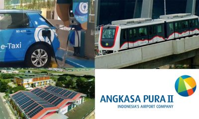 eco-friendly airport