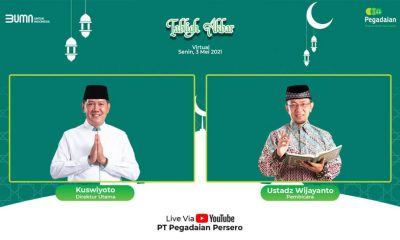 Tabligh Akbar Virtual
