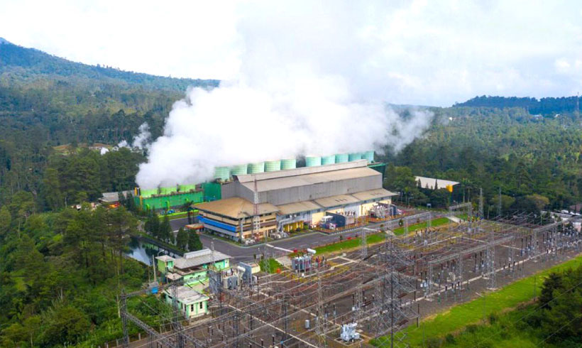 Holding BUMN Geothermal